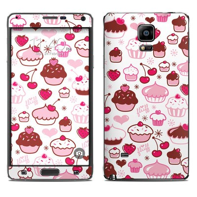 Samsung Galaxy Note 4 Skin - Sweet Shoppe