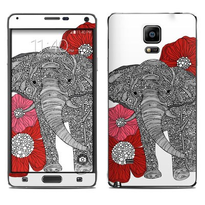 Samsung Galaxy Note 4 Skin - The Elephant