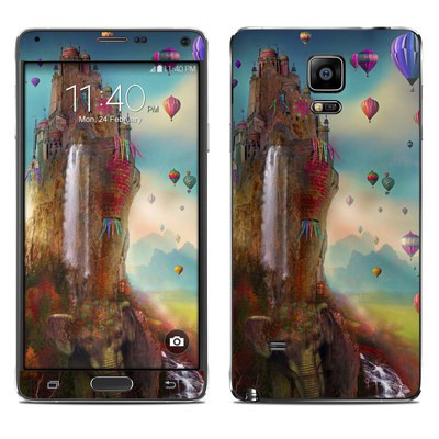 Samsung Galaxy Note 4 Skin - The Festival