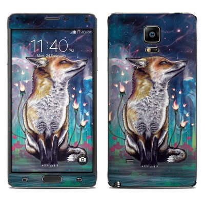 Samsung Galaxy Note 4 Skin - There is a Light