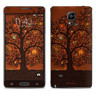 Samsung Galaxy Note 4 Skin - Tree Of Books