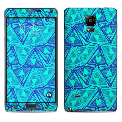 Samsung Galaxy Note 4 Skin - Tribal Beat