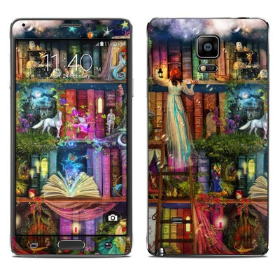 Samsung Galaxy Note 4 Skin - Treasure Hunt