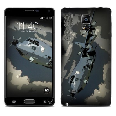 Samsung Galaxy Note 4 Skin - AC-130