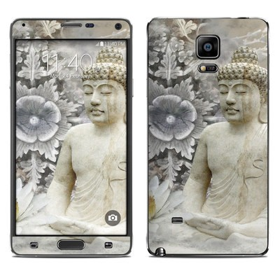 Samsung Galaxy Note 4 Skin - Winter Peace