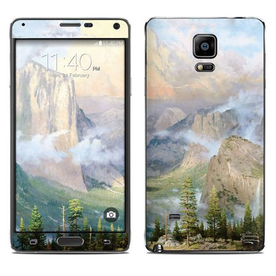 Samsung Galaxy Note 4 Skin - Yosemite Valley