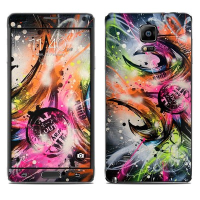 Samsung Galaxy Note 4 Skin - You