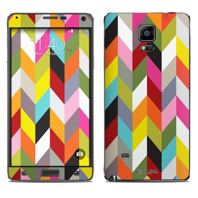 Samsung Galaxy Note 4 Skin - Ziggy Condensed