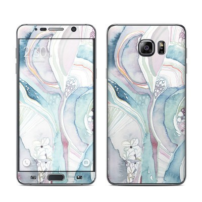 Samsung Galaxy Note 5 Skin - Abstract Organic