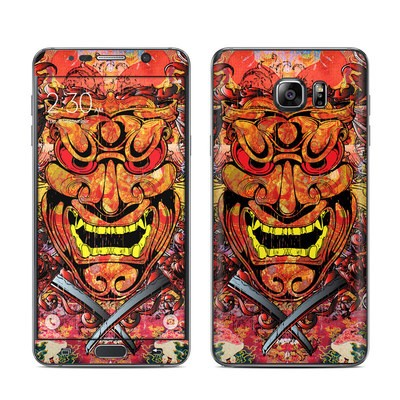 Samsung Galaxy Note 5 Skin - Asian Crest