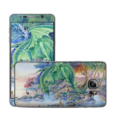Samsung Galaxy Note 5 Skin - Of Air And Sea