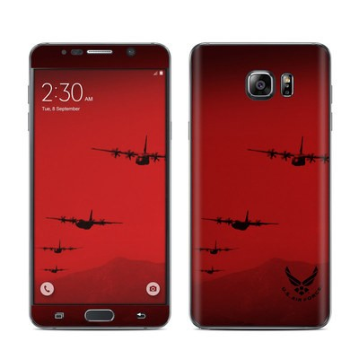 Samsung Galaxy Note 5 Skin - Air Traffic