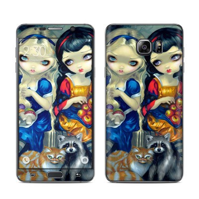 Samsung Galaxy Note 5 Skin - Alice & Snow White