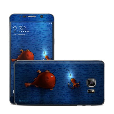 Samsung Galaxy Note 5 Skin - Angler Fish