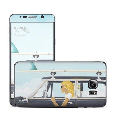 Samsung Galaxy Note 5 Skin - Anticipation