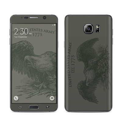 Samsung Galaxy Note 5 Skin - Army Crest