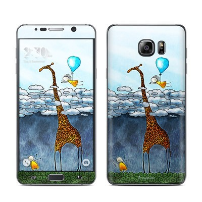 Samsung Galaxy Note 5 Skin - Above The Clouds