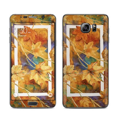 Samsung Galaxy Note 5 Skin - Autumn Days