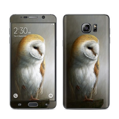 Samsung Galaxy Note 5 Skin - Barn Owl