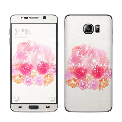 Samsung Galaxy Note 5 Skin - Beautiful