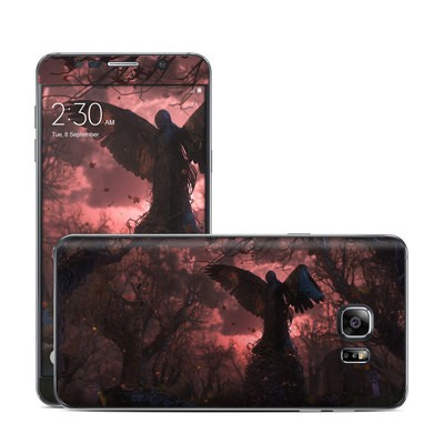 Samsung Galaxy Note 5 Skin - Black Angel