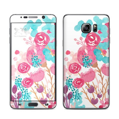 Samsung Galaxy Note 5 Skin - Blush Blossoms