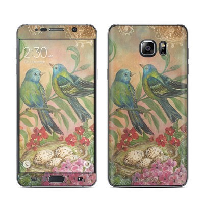 Samsung Galaxy Note 5 Skin - Splendid Botanical
