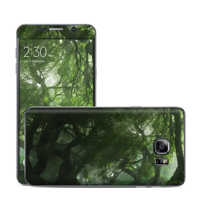 Samsung Galaxy Note 5 Skin - Canopy Creek Spring