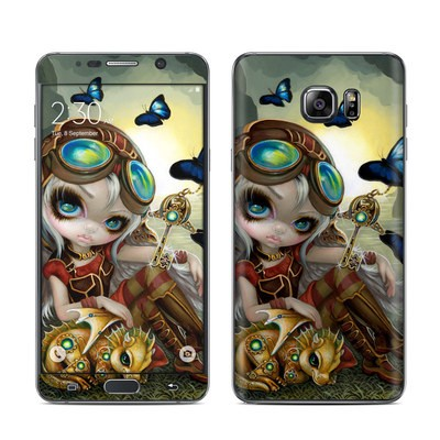 Samsung Galaxy Note 5 Skin - Clockwork Dragonling