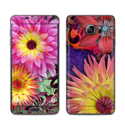 Samsung Galaxy Note 5 Skin - Cosmic Damask