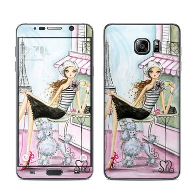 Samsung Galaxy Note 5 Skin - Cafe Paris