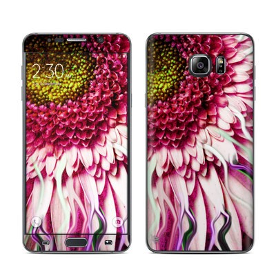 Samsung Galaxy Note 5 Skin - Crazy Daisy