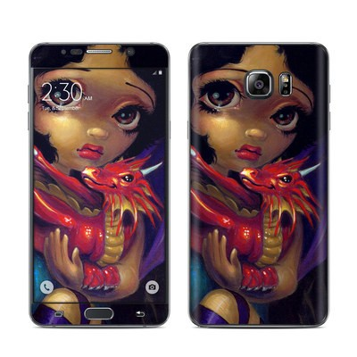 Samsung Galaxy Note 5 Skin - Darling Dragonling