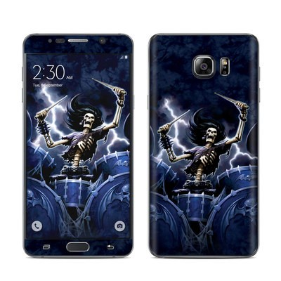 Samsung Galaxy Note 5 Skin - Death Drummer