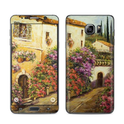 Samsung Galaxy Note 5 Skin - Via Del Fiori