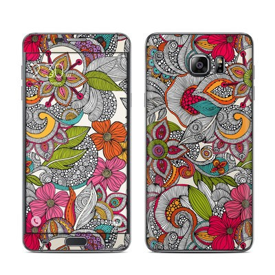 Samsung Galaxy Note 5 Skin - Doodles Color