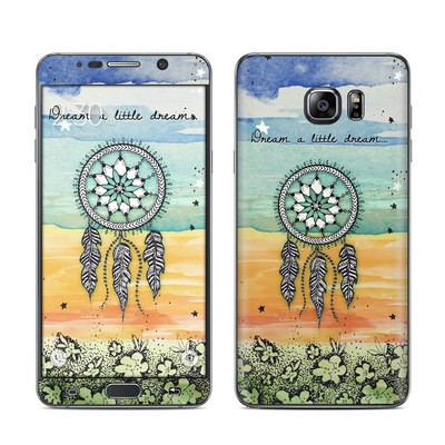 Samsung Galaxy Note 5 Skin - Dream A Little