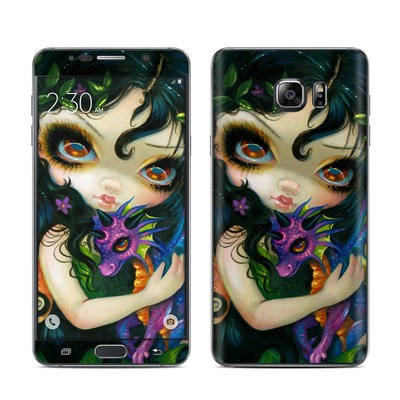 Samsung Galaxy Note 5 Skin - Dragonling Child