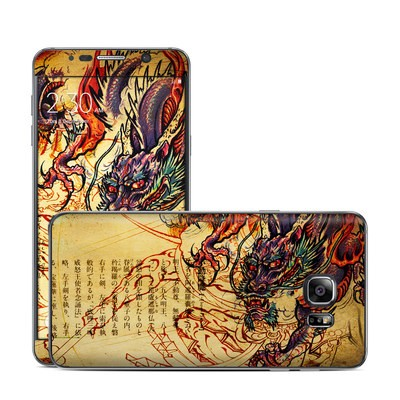 Samsung Galaxy Note 5 Skin - Dragon Legend