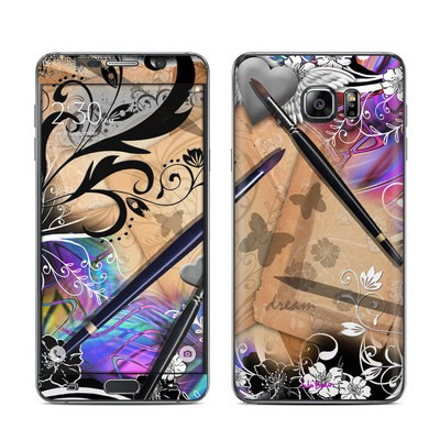 Samsung Galaxy Note 5 Skin - Dream Flowers