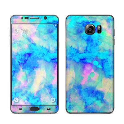 Samsung Galaxy Note 5 Skin - Electrify Ice Blue