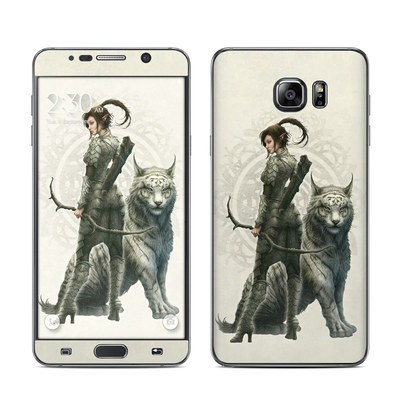 Samsung Galaxy Note 5 Skin - Half Elf Girl