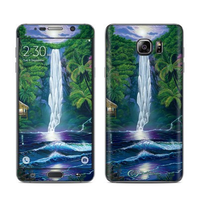 Samsung Galaxy Note 5 Skin - In The Falls Of Light