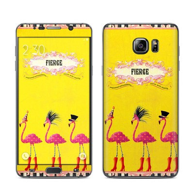 Samsung Galaxy Note 5 Skin - Fierce