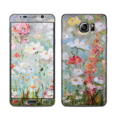 Samsung Galaxy Note 5 Skin - Flower Blooms