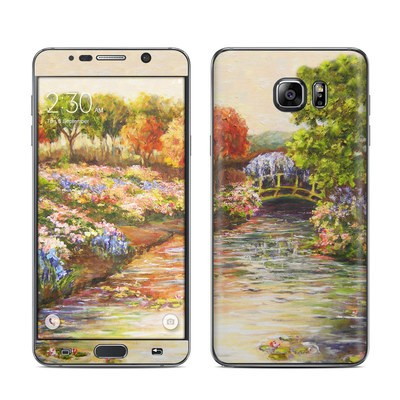 Samsung Galaxy Note 5 Skin - Giverny Forever