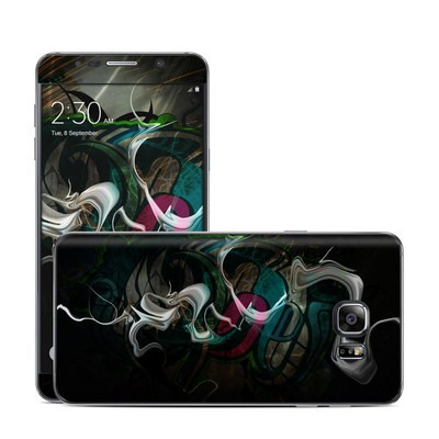 Samsung Galaxy Note 5 Skin - Graffstract