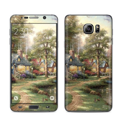 Samsung Galaxy Note 5 Skin - Hometown Lake