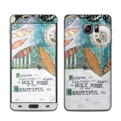 Samsung Galaxy Note 5 Skin - Holy Mess