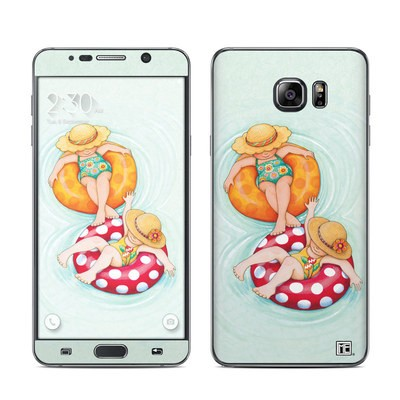 Samsung Galaxy Note 5 Skin - Inner Tube Girls